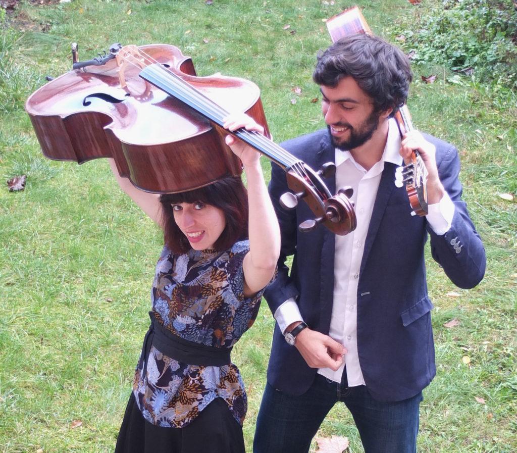 Concerts dans les jardins proposés par le Centre culturel ...