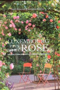 Un nouveau livre sur les roses et les jardins d'aujourd'hui