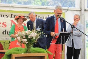 Photos du 53e Concours International de Roses Nouvelles du Roeulx